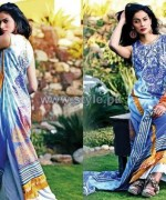 Bashir Ahmad Textiles Lawn Prints 2014 For Women 7