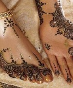 Beautiful Indian Mehndi Design For Girls 1