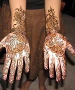 Beautiful Indian Mehndi Design For Girls 4