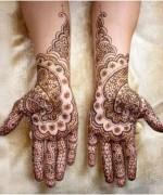 Beautiful Indian Mehndi Design For Girls 7
