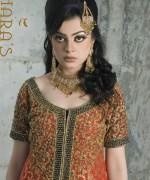 Bridal Wear Dresses 2014 by Thara's005