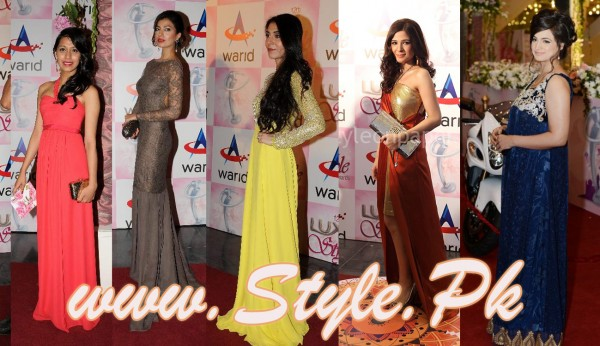 Celebrities VS Celebrities in lux style award 2013 pic 05