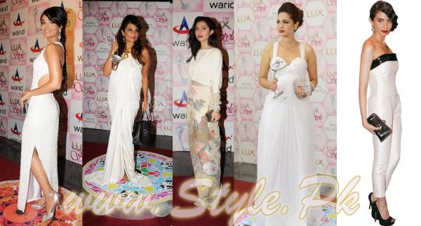 Celebrities VS Celebrities in lux style awards 03