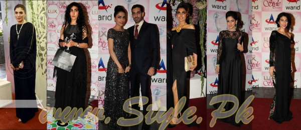 Celebrities VS Celebrities in lux style awards 2013 pic 02 copy