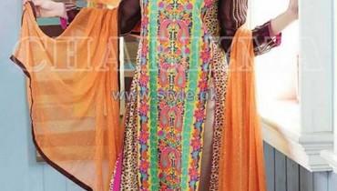 Charizma Spring Summer Dresses 2014 Volume 1 13