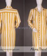 Daaman Spring Dresses 2014 For Girls 6
