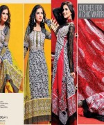 Dawood Textiles Spring Dresses 2014 For Women 001