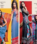Dawood Textiles Spring Dresses 2014 For Women 003