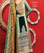 Dawood Textiles Spring Dresses 2014 For Women 004