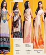 Dawood Textiles Spring Dresses 2014 For Women 005