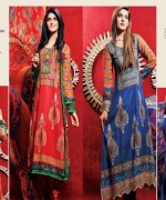 Dawood Textiles Spring Dresses 2014 For Women 010
