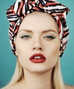 Fashion Of Head Scarves And Hijab Designs 2014 For Women 0015