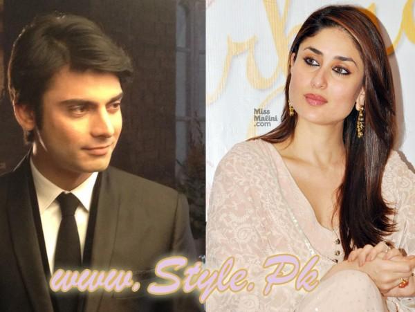 Fawad Khan will be seen soon with Kareena Kapoor