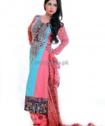 Ghani Textile Cambric Dresses 2014 For Spring 7