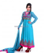 Ghani Textile Cambric Dresses 2014 For Spring 8