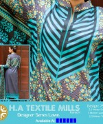 H.A Textile Lawn Dresses 2014 For Women 0010
