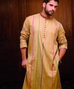 Hadiqa Kiani Spring Dresses 2014 For Men 002