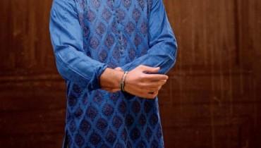 Hadiqa Kiani Spring Dresses 2014 For Men 004