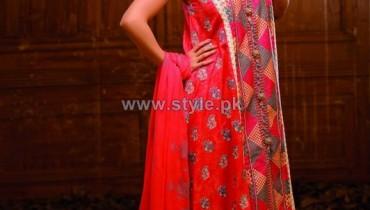 Hadiqa Kiani Spring Summer Dresses 2014 Volume 1 7