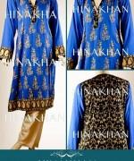 Hina Khan Formal Wear Dresses 2014 for Women003