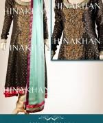 Hina Khan Formal Wear Dresses 2014 for Women005