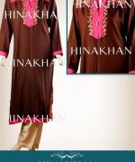 Hina Khan Formal Wear Dresses 2014 for Women006