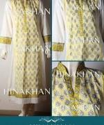 Hina Khan Formal Wear Dresses 2014 for Women007