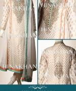 Hina Khan Formal Wear Dresses 2014 for Women008