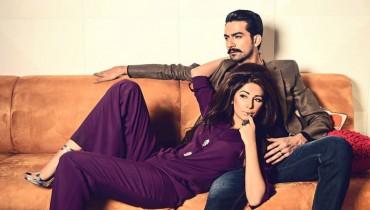 Hira Tareen And Ali Safina New Photo shoot For XPOZE pic 01