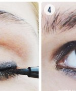 How To Do Night Time Moody Makeup 2