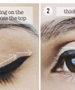 How To Make Cat Eyes For Night Makeup