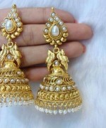 Jhumka Designs for Girls and Women001