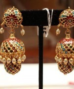 Jhumka Designs for Girls and Women003