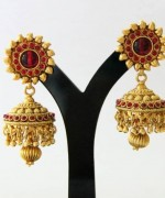 Jhumka Designs for Girls and Women006
