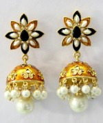 Jhumka Designs for Girls and Women009