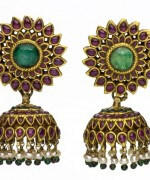 Jhumka Designs for Girls and Women014