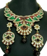 Kundan Jewelry for Women006