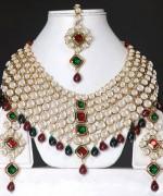 Kundan Jewelry for Women011