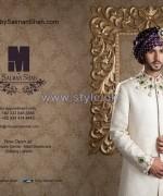 M by Salman Shah Sherwanis 2014 For Men 6