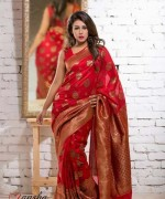 Mansha Valentines Day Dresses 2014 For Women 003