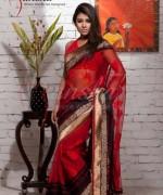 Mansha Valentines Day Dresses 2014 For Women 004
