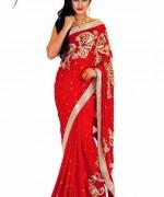 Mansha Valentines Day Dresses 2014 For Women 005