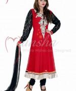 Mansha Valentines Day Dresses 2014 For Women 008