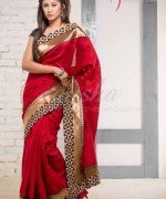 Mansha Valentines Day Dresses 2014 For Women 009