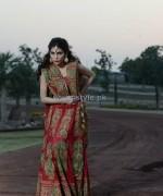 Mehryn Zafar Formal Wear Dresses 2014 For Girls 4
