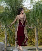 Mehryn Zafar Formal Wear Dresses 2014 For Women 8