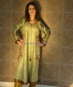 Nadia Farooqui Spring Summer Dresses 2014 For Girls 2