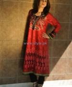 Nadia Farooqui Spring Summer Dresses 2014 For Girls 4