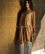 Nadia Farooqui Spring Summer Dresses 2014 For Girls 5