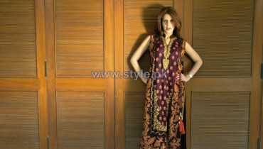 Nadia Farooqui Spring Summer Dresses 2014 For Women 6